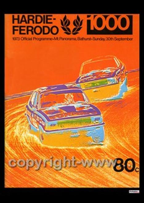 710 - Bathurst Programme 1973