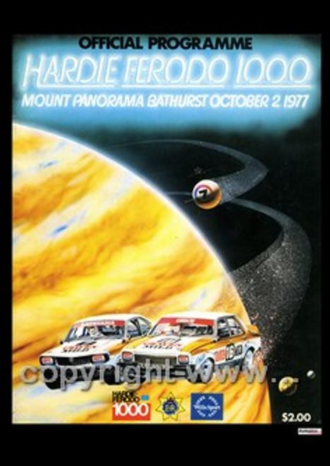 714 - Bathurst Programme 1977