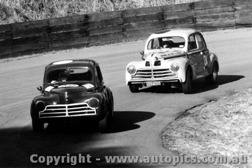 68015  -  Peugeots  -  Catalina Park Katoomba 1968