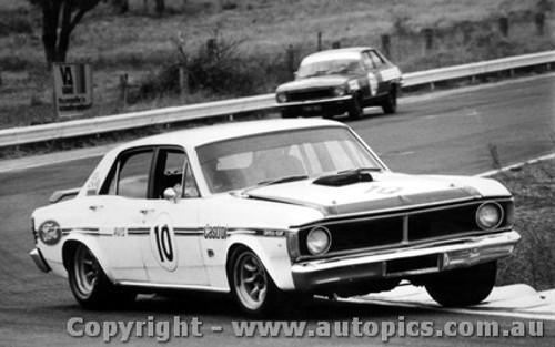 72001  -  Ian  Pete  Geoghegan  -  Super Falcon  Bathurst  1972