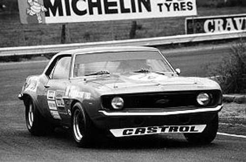 72005  -  Bob Jane  -  Chev Camero V8  Bathurst  1972