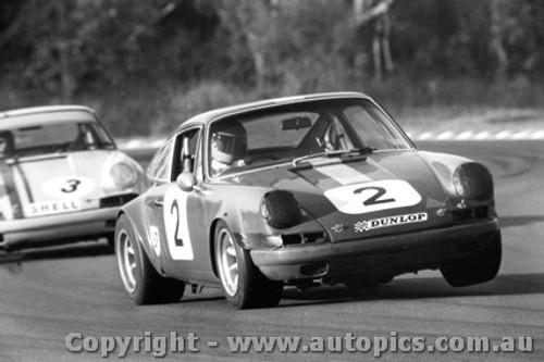 72009  -  A. Hamilton  -  Porsche 911S - Warwick Farm 1972