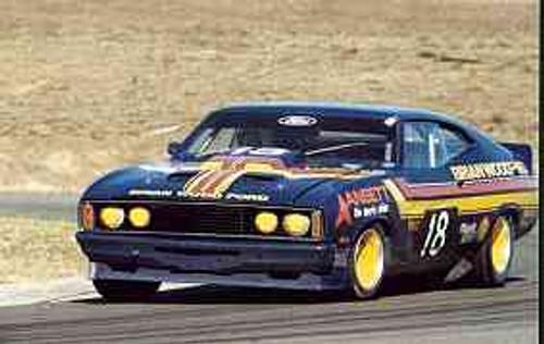 78004  -  M. Carter   -   Falcon - Oran Park 1978