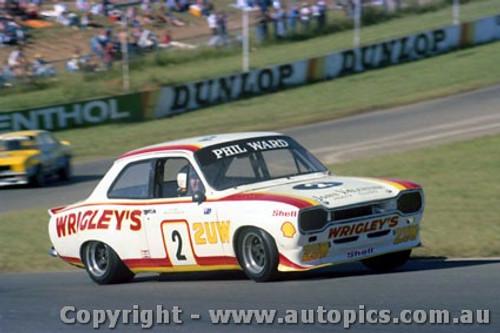 78006  -  Phil Ward   -   Escort - Oran Park 1978