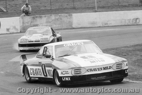 79002  -  A. Grice / A Moffat  -  Corvair and Monza -  Oran Park 1979