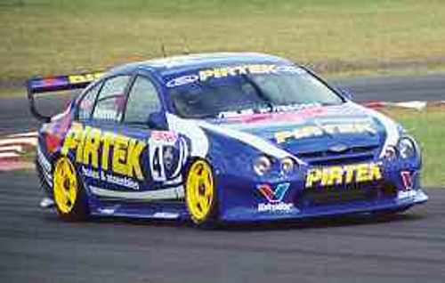 201209  -  Marcos Ambrose - Ford Falcon -  Eastern Creek 2001