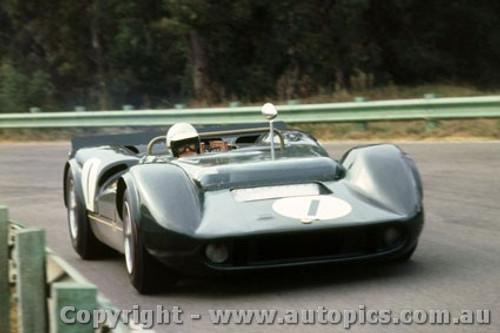 67401  -  Frank Matich - Matich SR3  -   Warwick Farm - 1967