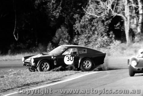 67404  -  J. Abbott  -  Sunbeam Tiger LeMans V8 - Warwick Farm 1967