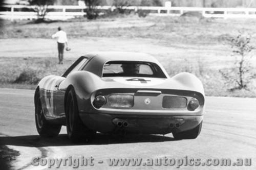 67419  -  Bill Brown  -  Ferrari 250LM - Warwick Farm 1967