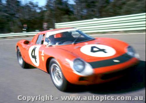 67422  -  Bill Brown  -  Ferrari 250LM - Warwick Farm 1967