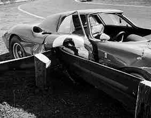 67426  -  Bill Brown  -  Ferrari 250LM - Warwick Farm 1967