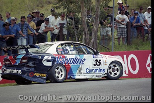 Bathurst FIA 1000 15th November 1999 - Photographer Marshall Cass - Code MC-B99-1