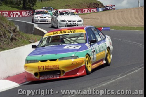 Bathurst FIA 1000 15th November 1999 - Photographer Marshall Cass - Code MC-B99-10
