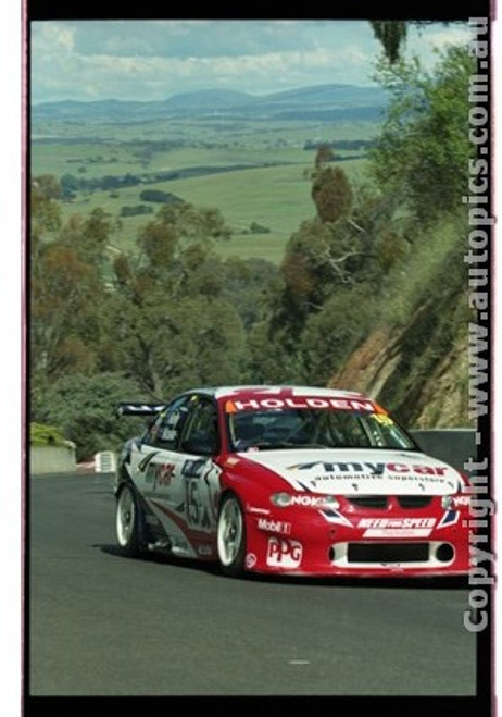 Bathurst FIA 1000 15th November 1999 - Photographer Marshall Cass - Code MC-B99-102