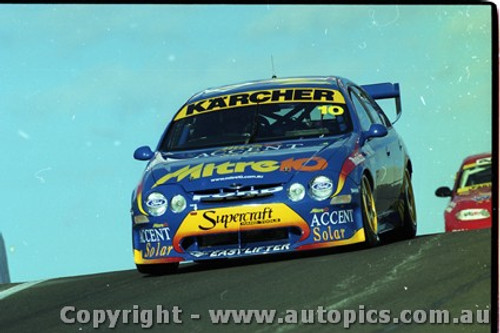 Bathurst FIA 1000 15th November 1999 - Photographer Marshall Cass - Code MC-B99-1014