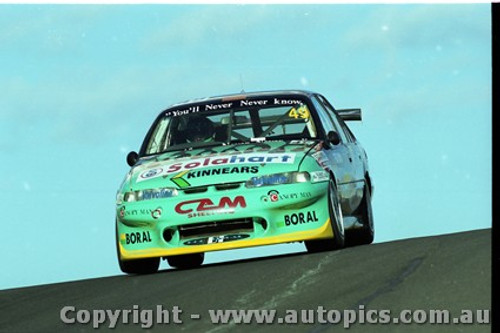 Bathurst FIA 1000 15th November 1999 - Photographer Marshall Cass - Code MC-B99-1018