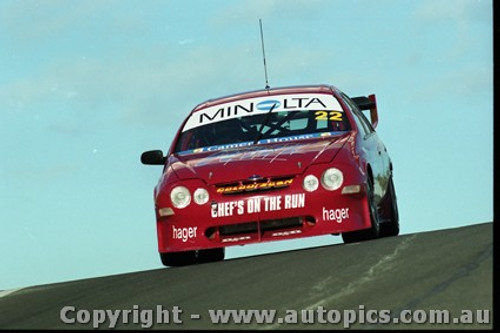 Bathurst FIA 1000 15th November 1999 - Photographer Marshall Cass - Code MC-B99-1023