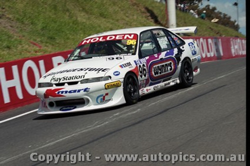 Bathurst FIA 1000 15th November 1999 - Photographer Marshall Cass - Code MC-B99-1025