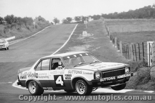 74704  -  R. Forbes / W Negus  -  Bathurst 1974 -  2nd Outright - Torana L34 SLR 5000