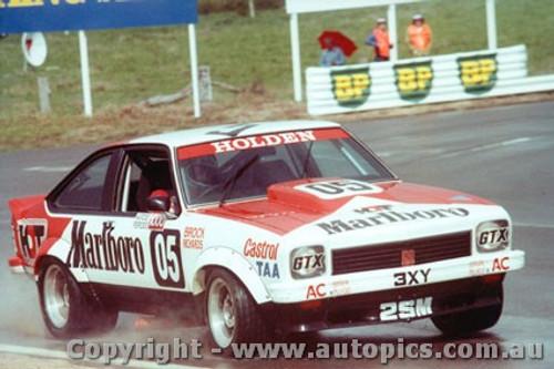 78703  -  P. Brock / J. Richards  -  Bathurst 1978  1st Outright & Class A Winner  Holden Torana A9X