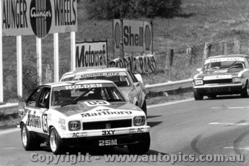 78705  -  P. Brock / J. Richards  -  Bathurst 1978  1st Outright & Class A Winner  Holden Torana A9X