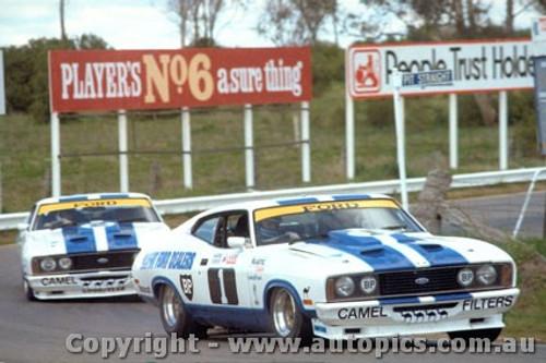 78712  -  A. Moffat and C. Bond  -  Bathurst 1978 - Ford Falcon