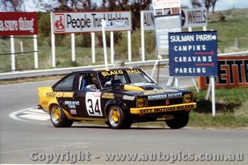 78713  -  Slako / Hall  -  Bathurst 1978  Holden Torana A9X