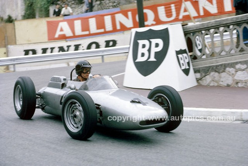 62568 -  Dan Gurney, Porsche - Monarco Grand Prix 1962