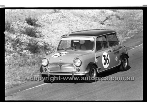 A. Dietrich Morris Cooper S - Amaroo Park 31th May 1970 - 70-AM31570-077