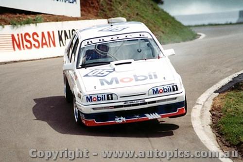 87701  -  Brock / Parsons / McLeod   Bathurst 1987  1st Outright   Commodore VL