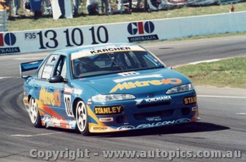 95706  -  M. Larkham / W. Rooklyn    Bathurst 1995  Ford Falcon EF