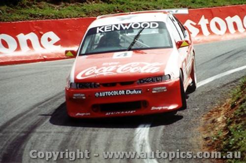 95710  -  B. Jones / W. Percy    Bathurst 1995  Holden Commodore VR