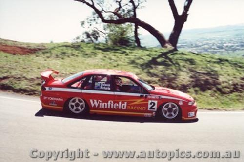 95711  -  A. Olofsson / S. Richards    Bathurst 1995  Holden Commodore VR