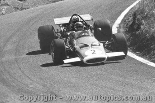 70614  -  Niel Allen    Bathurst 1970  McLaren M10B - Photographer David Blanch