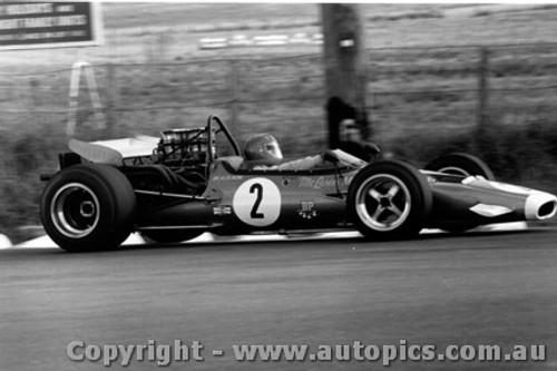 70615  -  Niel Allen    Bathurst 1970  McLaren M10B - Photographer David Blanch