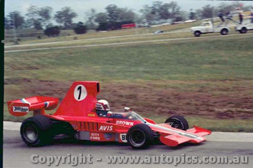78618  -  W. Brown Lola T332  -  Tasman Series 1978 - Oran Park