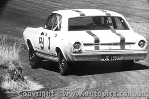 67715  -  Geoghegan / Geoghegan  -  Bathurst 1967 -2nd Outright - Ford Falcon XR GT
