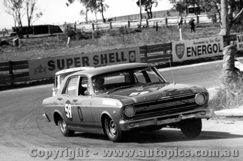 67719  - Stacey / McIntyre  -  Ford Falcon GT  Bathurst  1967