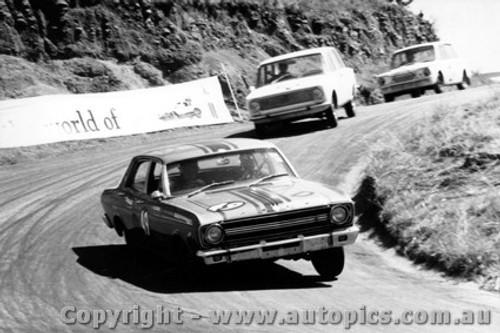 67718  -  Savva / Wilkinson  -  Ford Falcon XR GT  Bathurst  1967