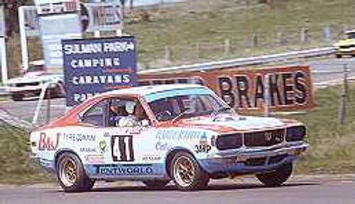 78727 - T. Sheil / R. Burbidge Mazda RX3  Bathurst 1978