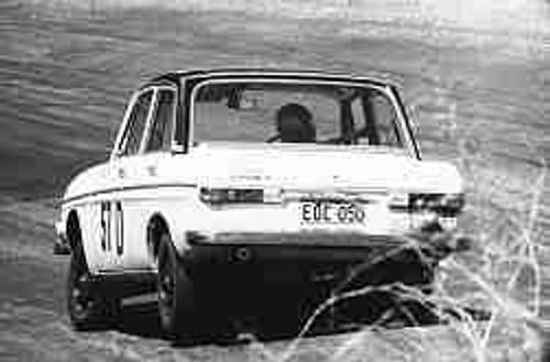 67722 - McKay / Reynolds Audi S90 - Bathurst 1967