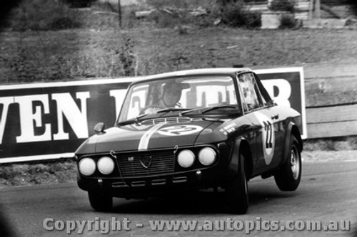 68042 - G. Ward Lancia Fulvia - Bathurst April 1968