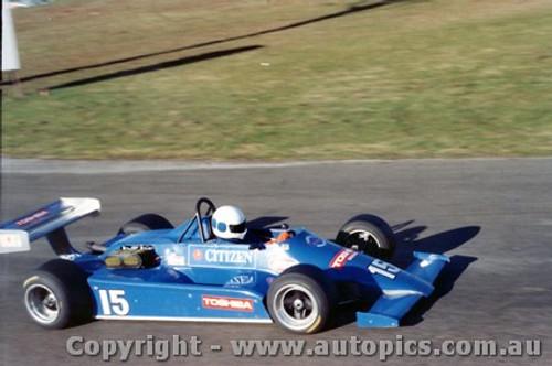 83506 - Terry Hook Kaditcha Oran Park 1983