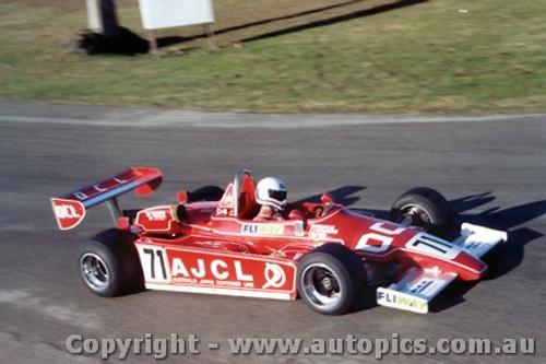 83505 - John Smith Ralt RT4 Oran Park 1983