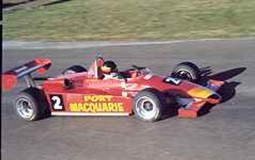83504 - Andrew Meiedecke Ralt RT4 Oran Park 1983