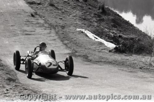 Rob Roy HillClimb 1959 - Photographer Peter D'Abbs - Code 599155
