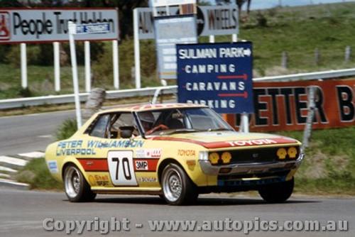 78726 - Williamson / Sampson Toyota Celica Bathurst 1978