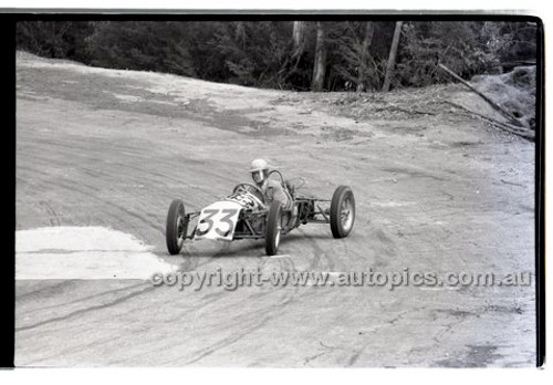 Rob Roy HillClimb 10th August 1958 - Photographer Peter D'Abbs - Code RR1658-142