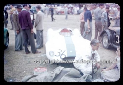 Albert Park 1956 - Photographer Peter D'Abbs - Code 56-AP-010