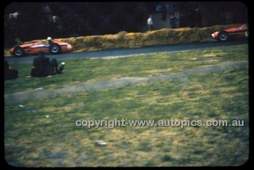 Albert Park 1956 - Photographer Peter D'Abbs - Code 56-AP-022
